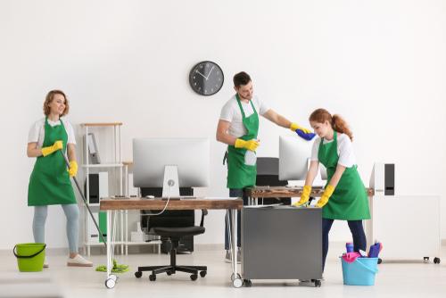 pulizia ufficio impresa pulizie